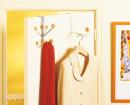 Porte-manteaux sans vissage