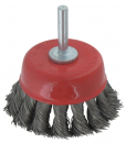 Brosses perceuses décapage intensif
