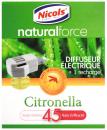 Insectes volants Citronella Nicols