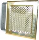Accessoires pour distribution d'air chaud