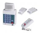 Alarme et détecteurs