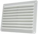 Grilles de ventilation plastique rectangle