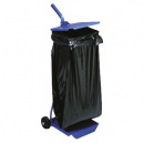Support sac poubelle - cendrier