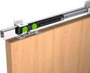 Système pour portes coulissantes d'interieur