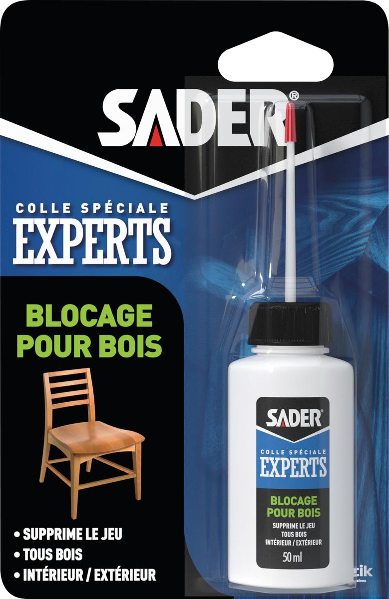 94 g Technique Esthétique Epoxy répare bois Sader
