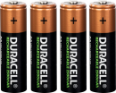 Piles rechargeables DURACELL