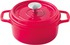 Cocotte ronde - Rubis